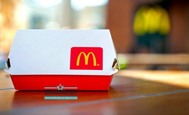 McDonald's Bayilik Şartları - EkKazanç.Net