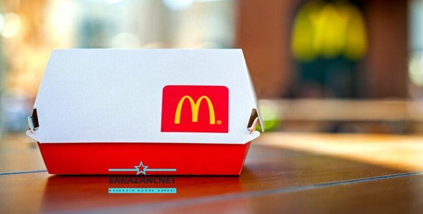 McDonald's Bayiliği Nasıl Alınır?