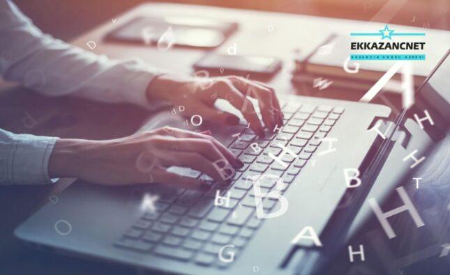 Blog Kurarak Nasıl para Kazanılır? - EkKazanç.Net