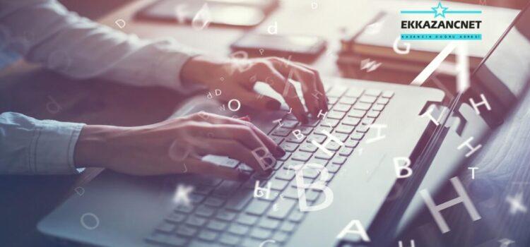 Blog ile nasıl para kazanılır?