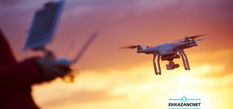 Drone Kiralama İle Nasıl Para Kazanılır? - EkKazanc.Net